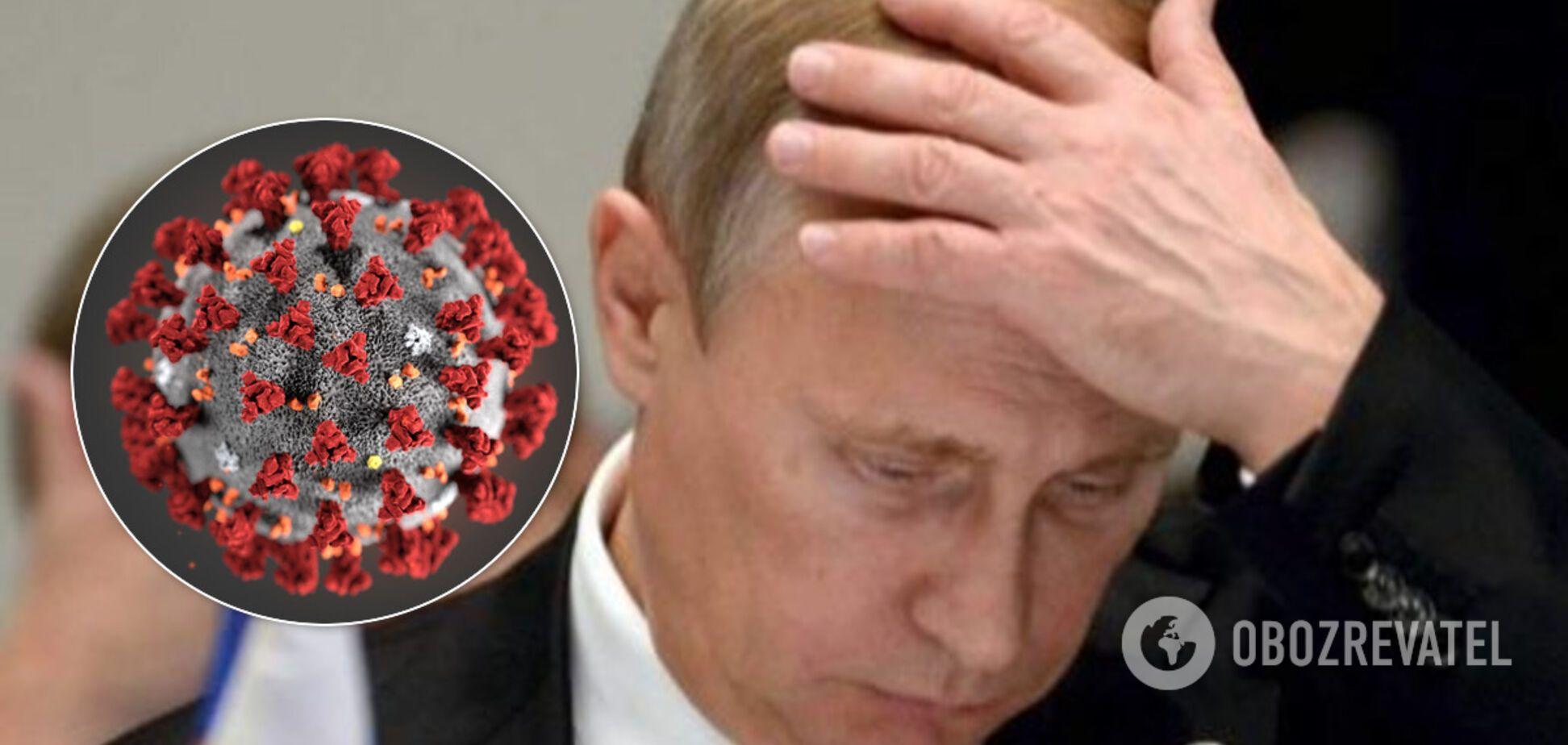 Пандемія коронавірусу прискорить відставку Путіна – однокурсник президента РФ