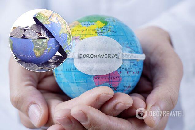 Украина пострадает меньше от COVID, чем другие страны – шведский экономист