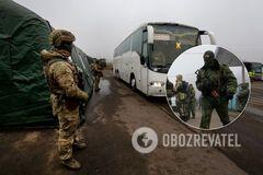 Україна не погодилася зі списком на обмін полоненими від терористів 'Л/ДНР'