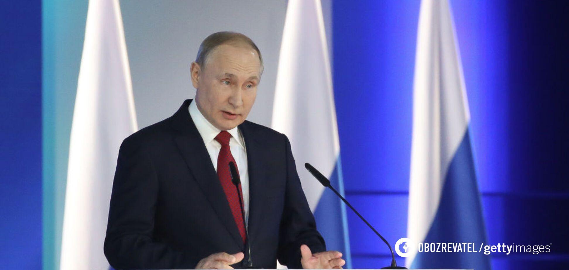 Росія на краю прірви. Чи підштовхне її туди Путін?