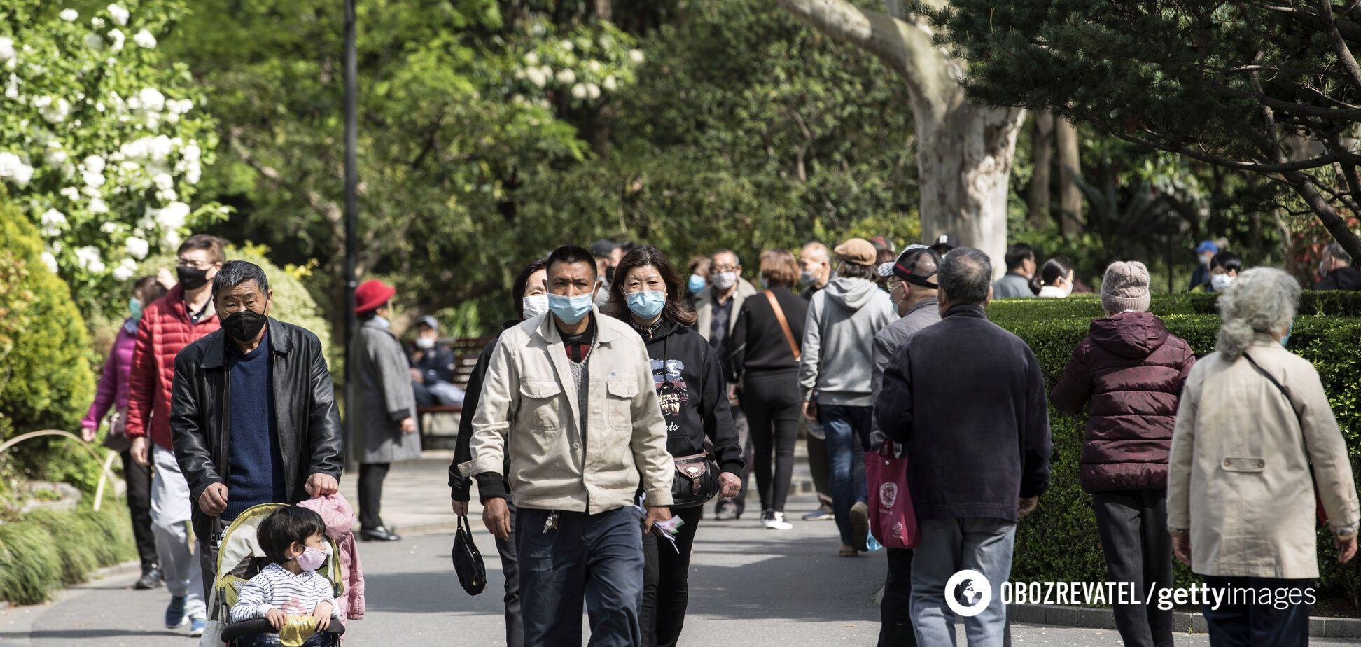 Китай продовжує приховувати масштаби епідемії COVID-19