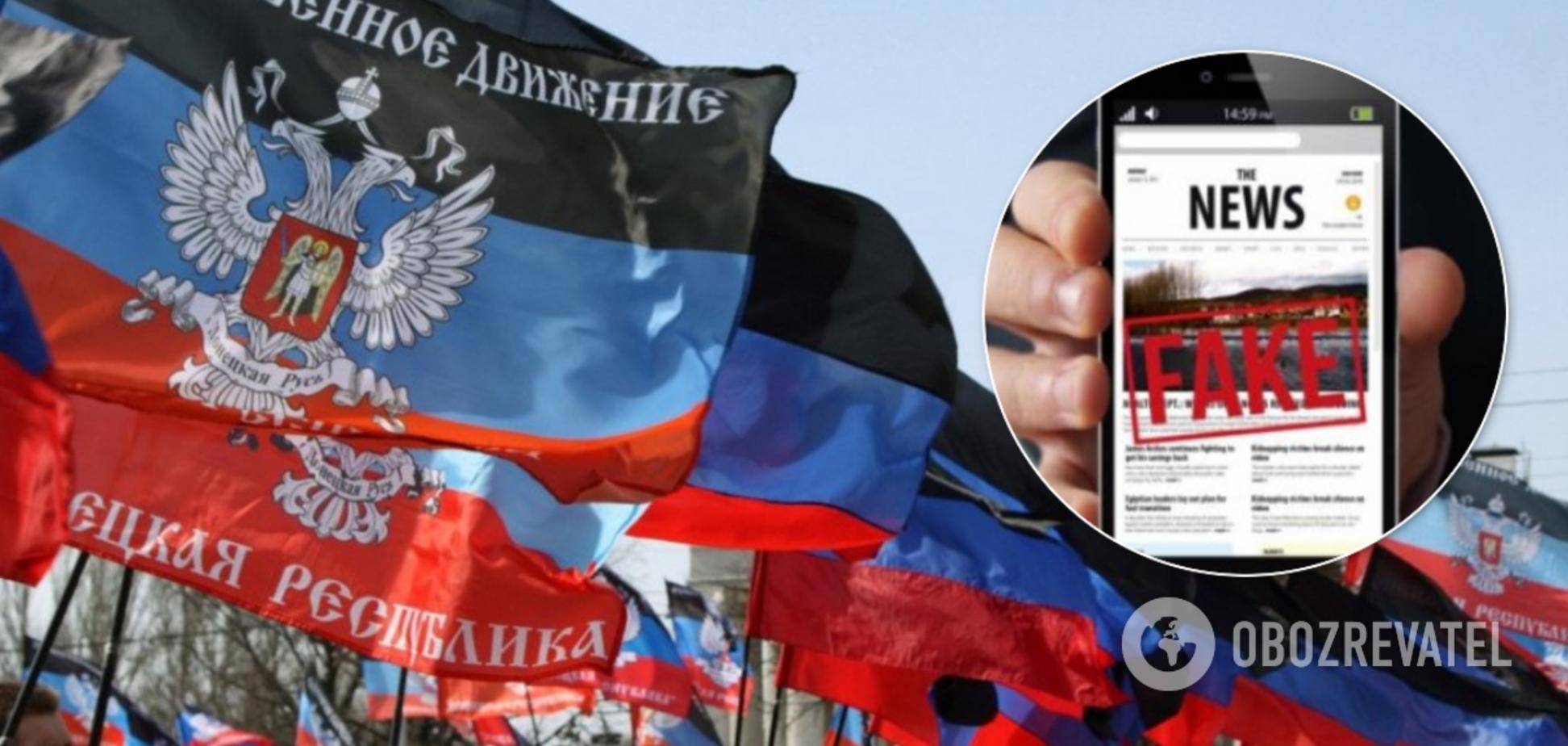 У 'Л/ДНР' нахабно брешуть про коронавірус і ЗСУ