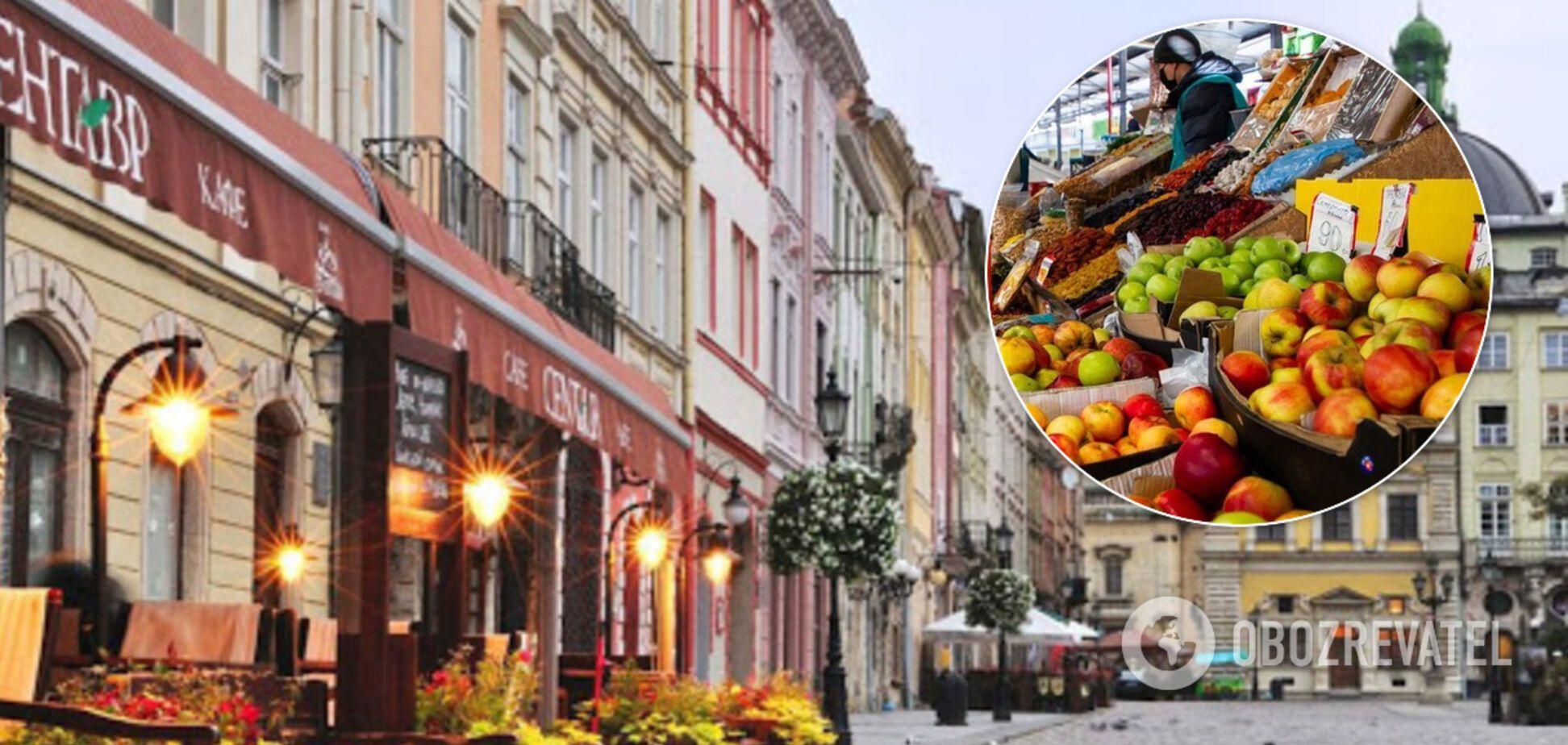 В Україні відкрили ринки