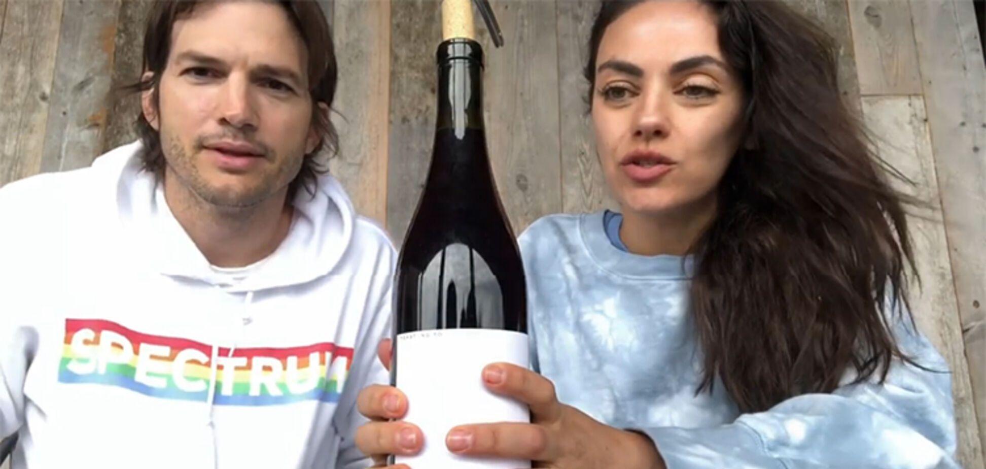 Зірки Голлівуду випустили унікальне 'карантинне' вино