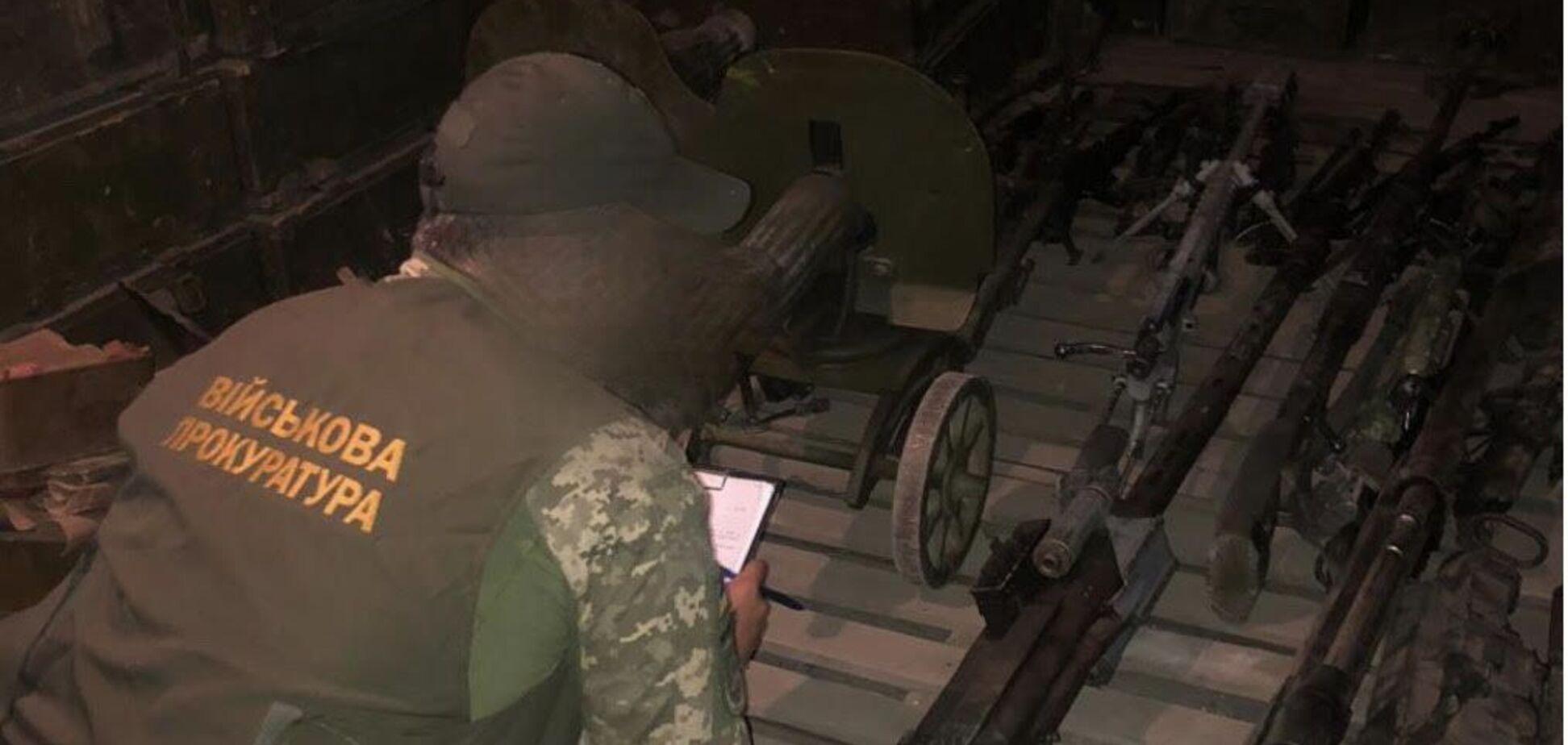 Про 'схроны': началось очернение добровольцев и бойцов ВСУ