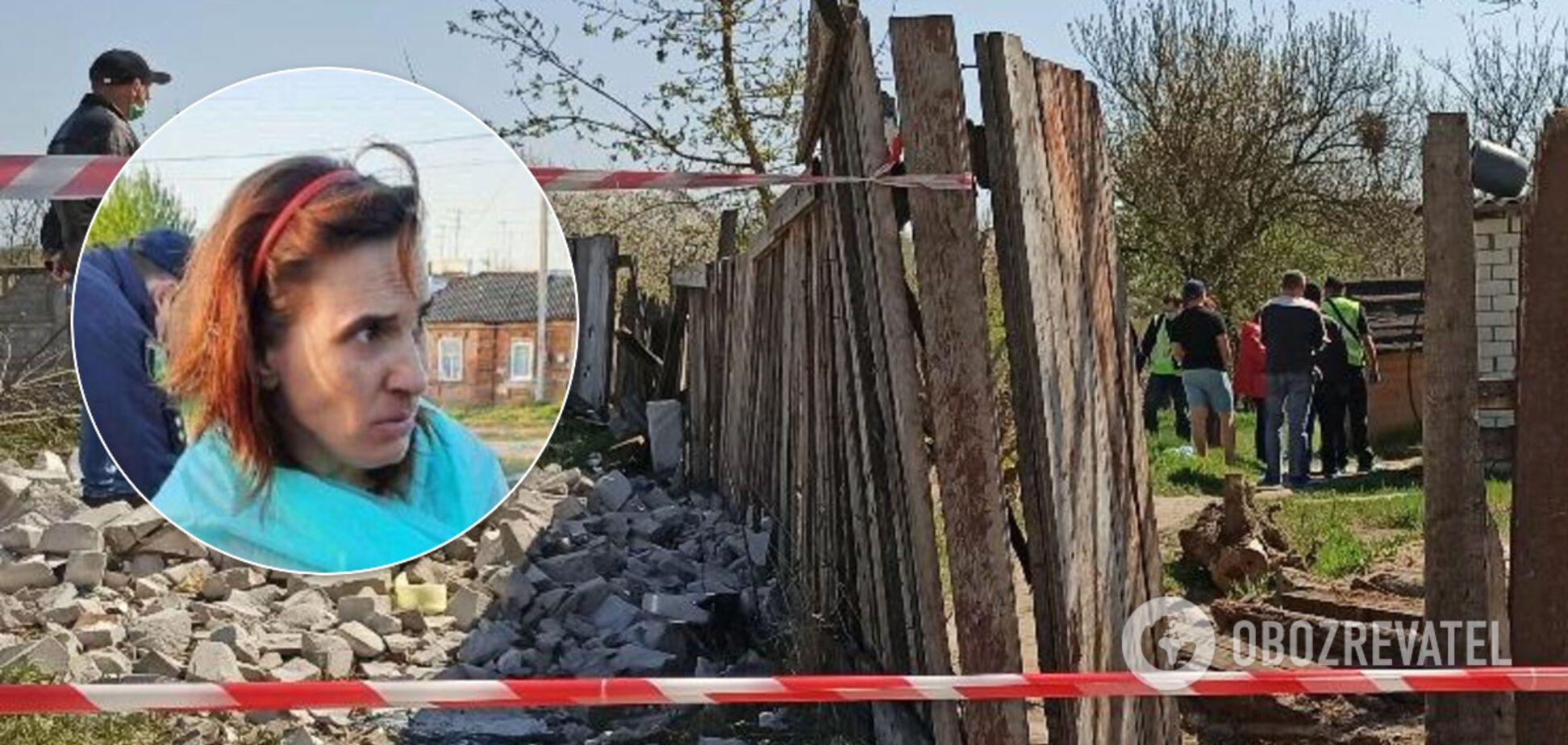 Соседка сказала, что женщина, убившая дочь вХарькове, была экстрасенсом и проводила обряды