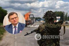 ТКГ определит дату прекращения огня на Донбассе: Кулеба раскрыл детали