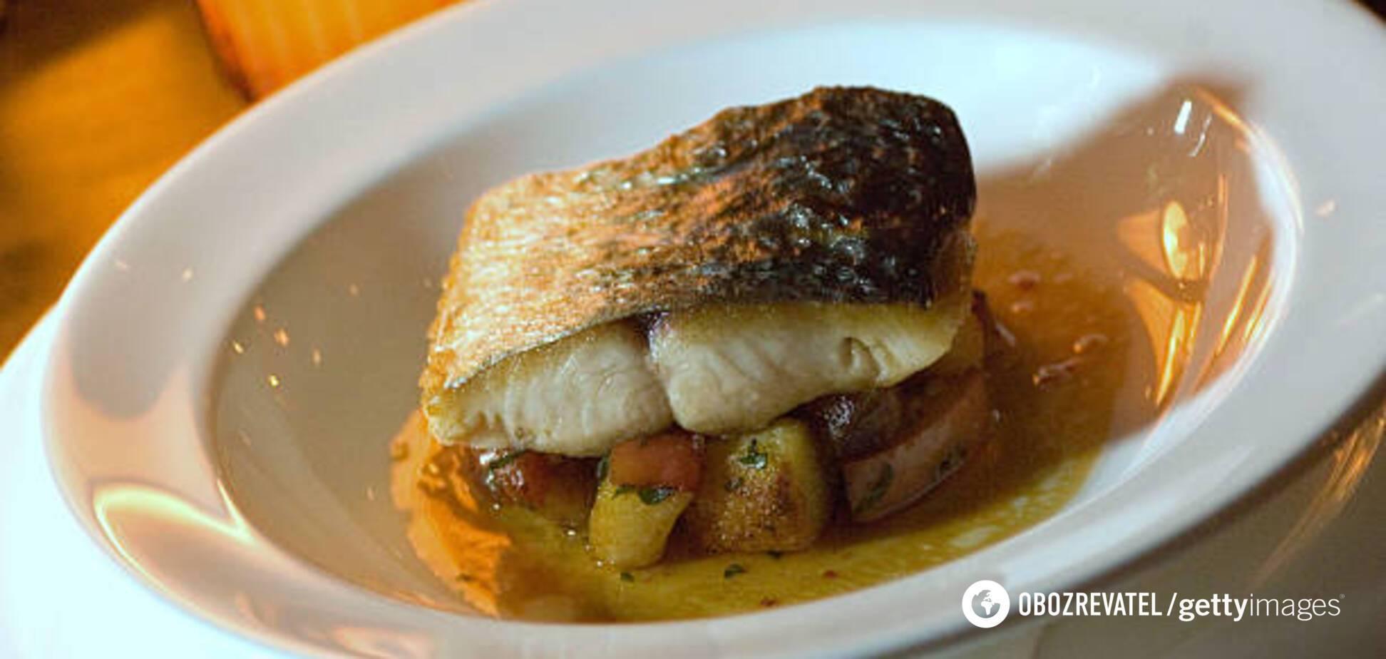 Готуємо як у ресторані: риба в безпрограшному соусі
