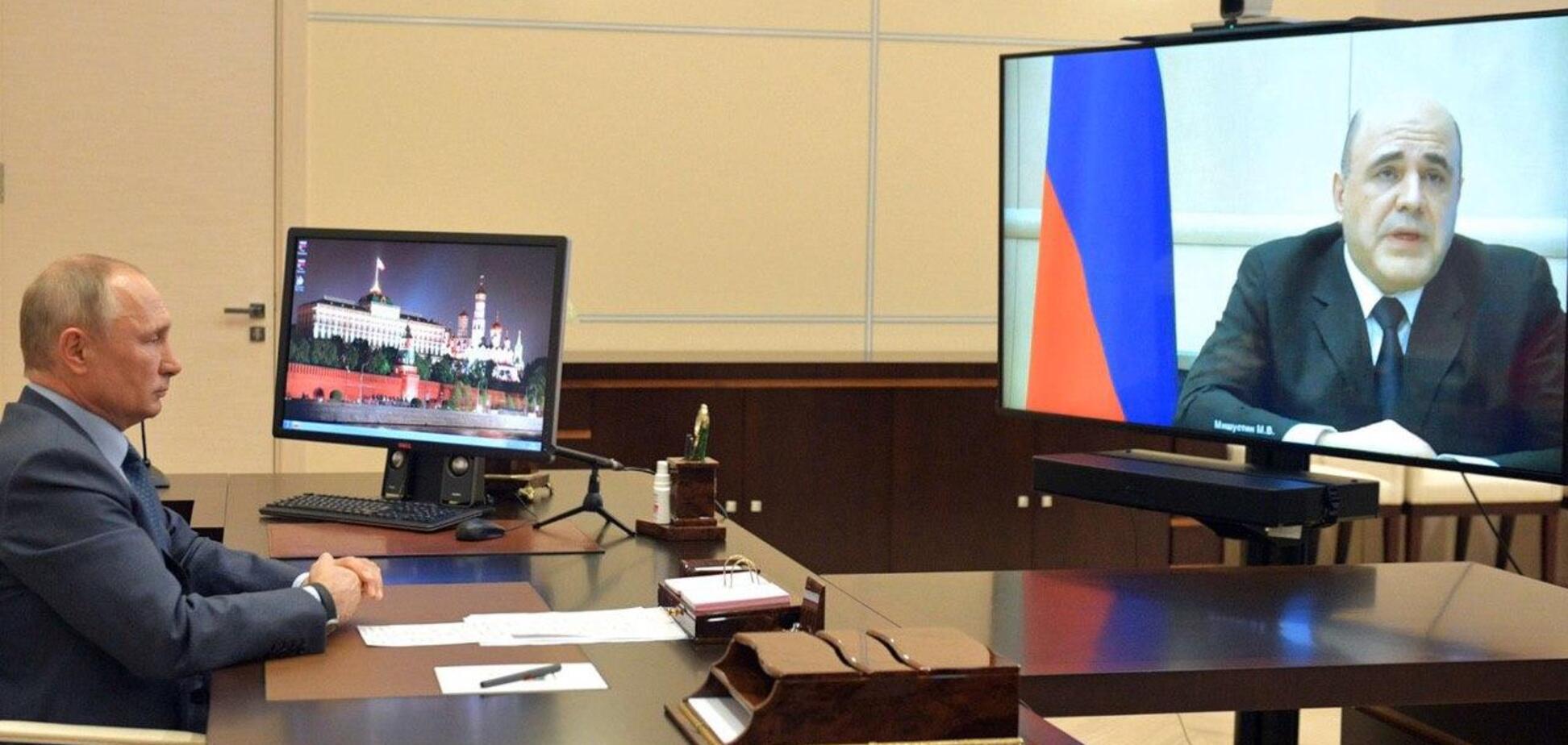 Премьер России заболел коронавирусом: у Мишустина раскрыли неожиданный нюанс