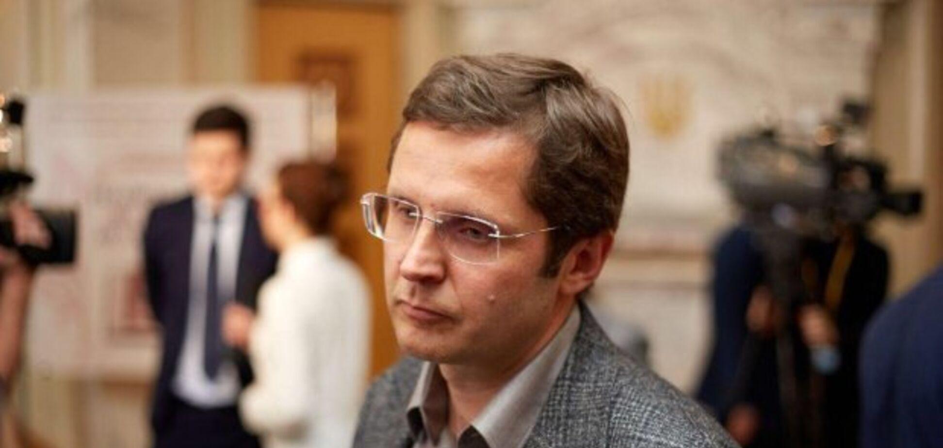 Нардеп Холодов объяснил побег на Кипр коронавирусом