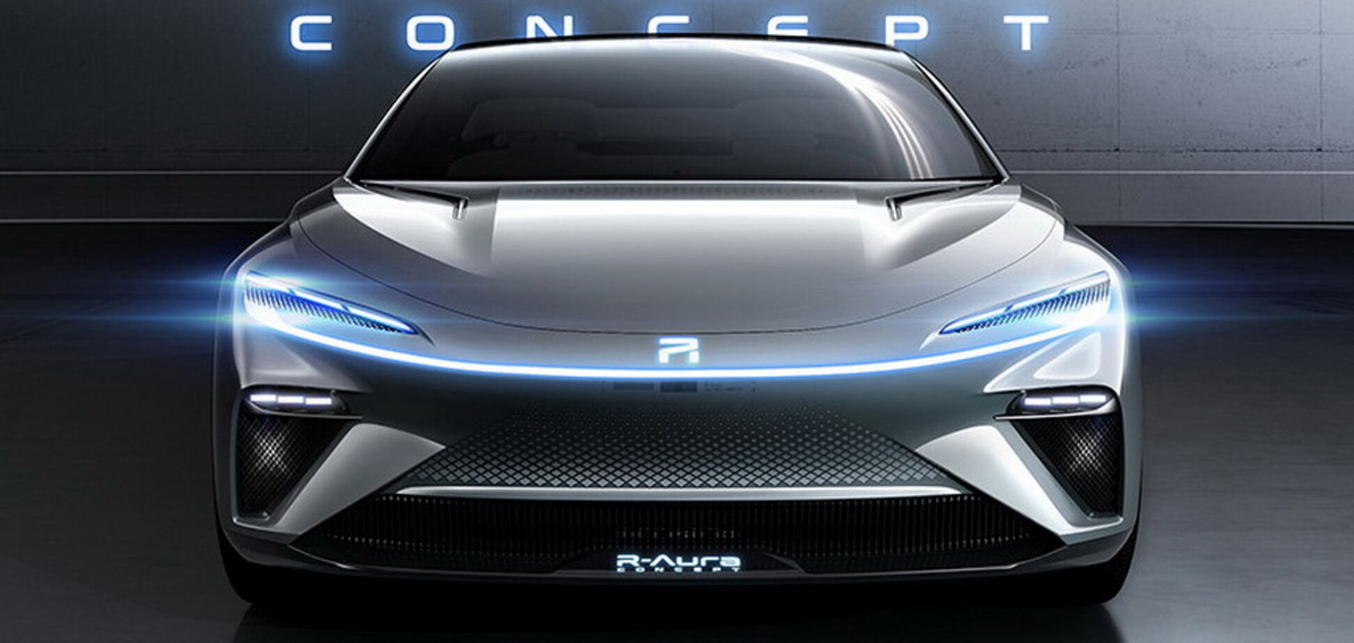 Чергового конкурента Tesla Model S створили в Китаї