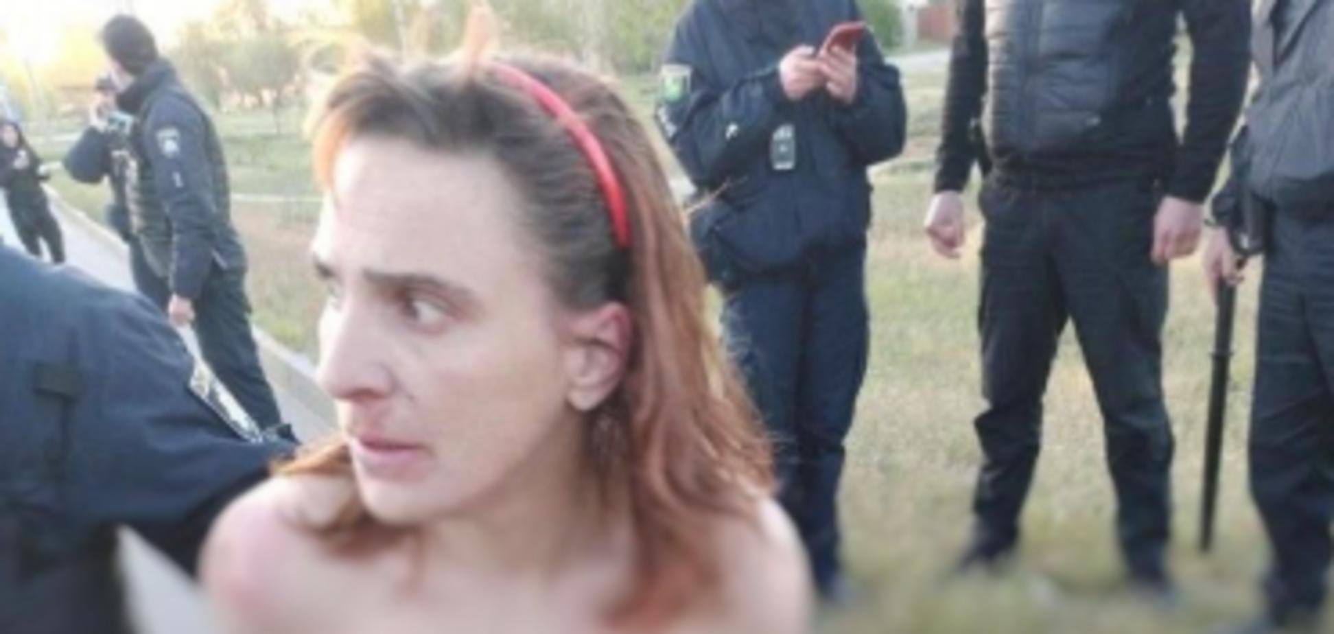 Неадекватна в Харкові вбила доньку