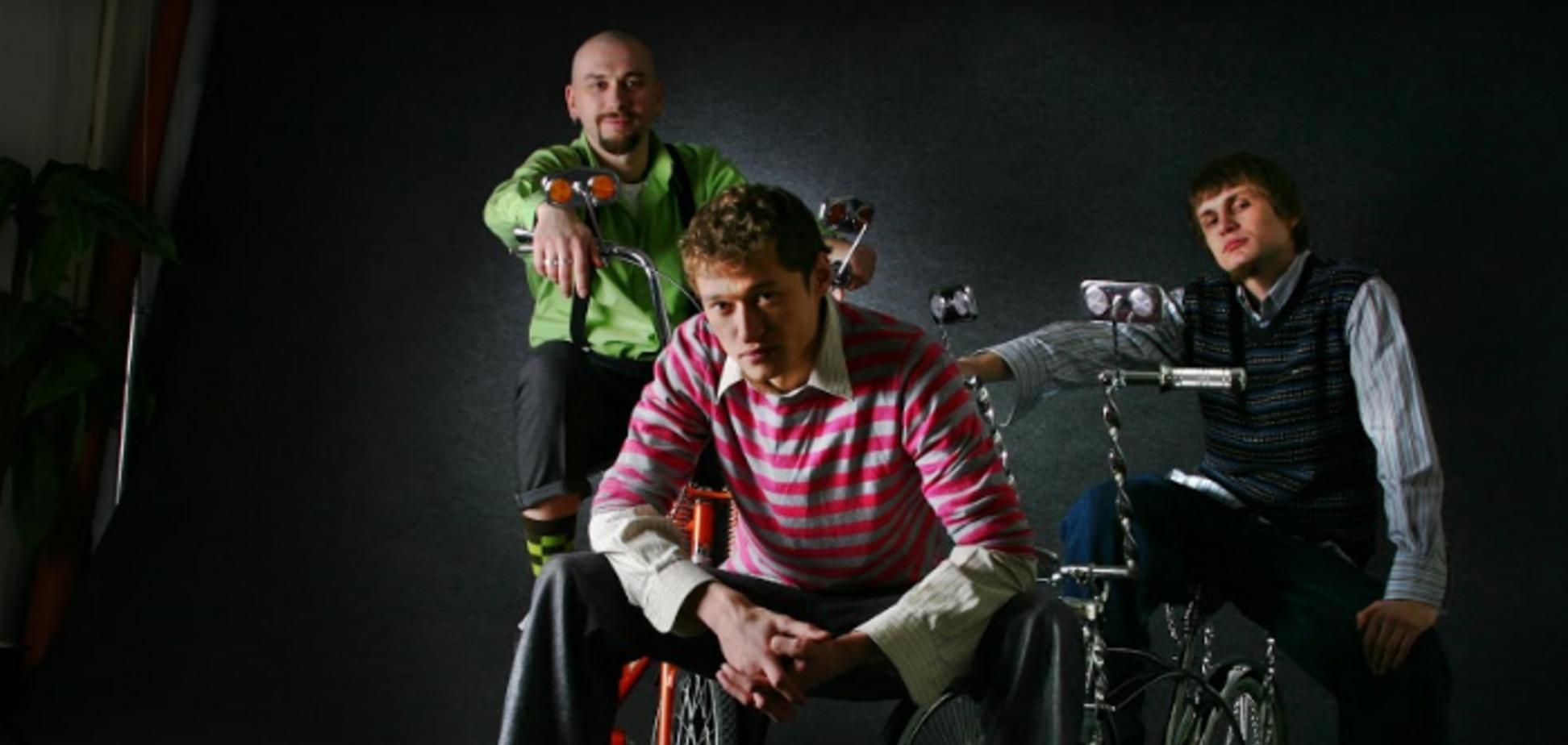 'Бумбокс' 15 лет назад (2005 г.)