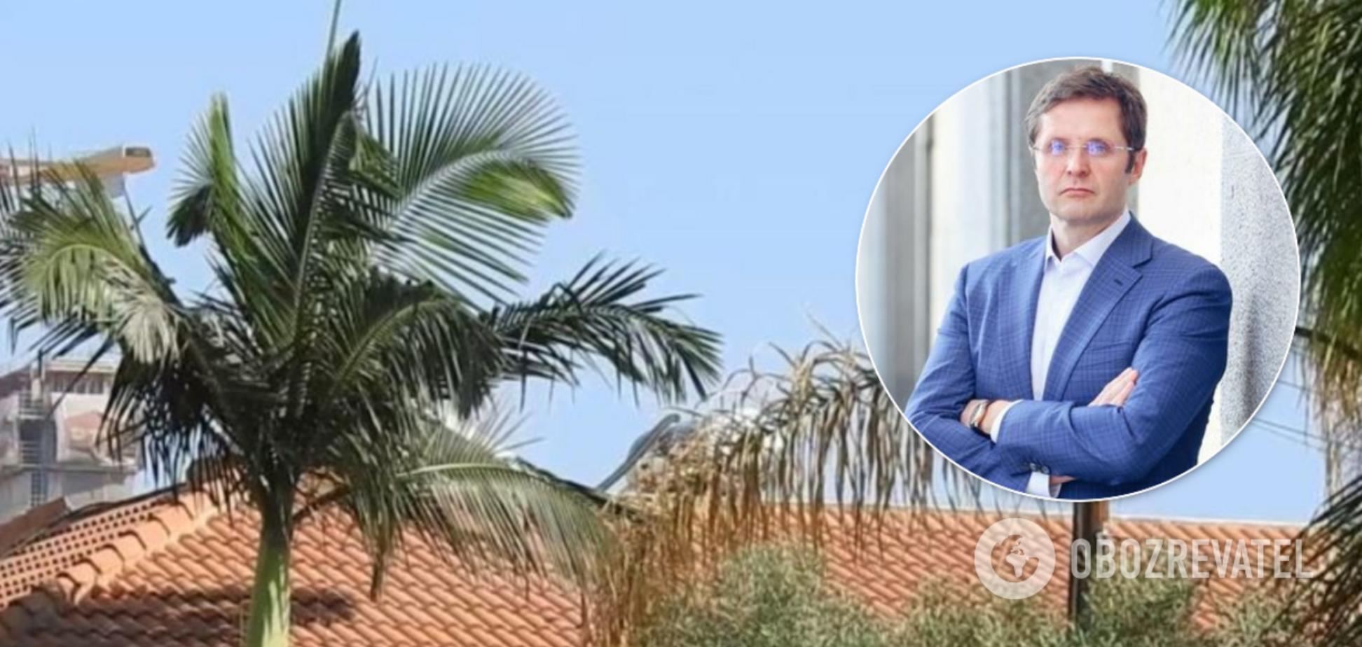 'Слуга народа' Холодов сбежал на Кипр от коронавируса