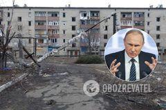Гроші на ремонт Дебальцевого розікрали: блогер показав суть 'русского міра'