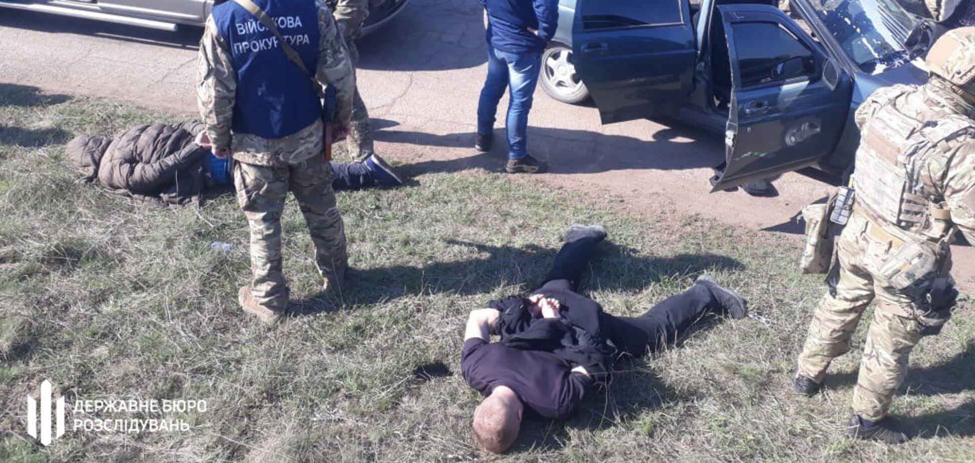 За содействие терроризму задержан подполковник СБУ. Фото