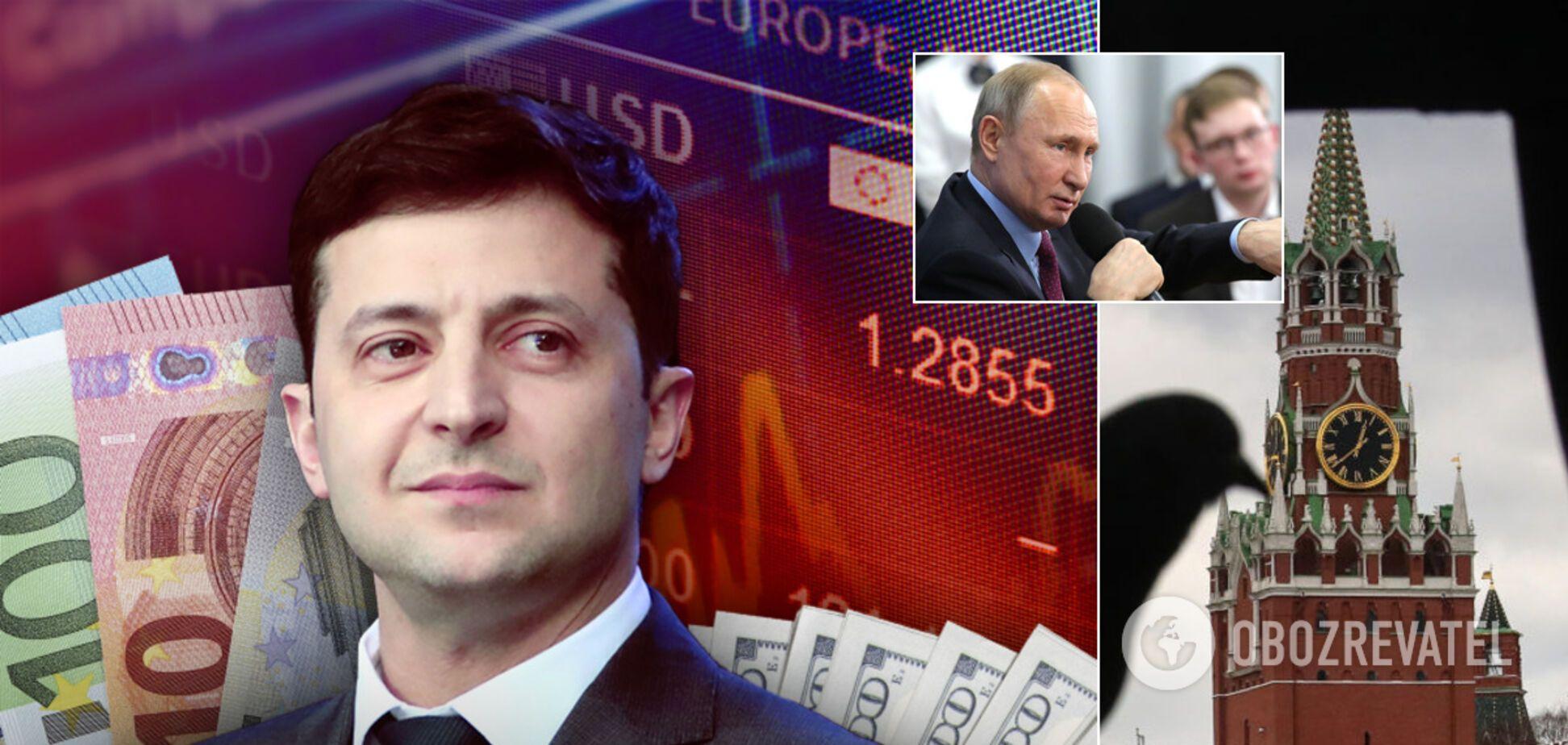 В Росії грошей залишилося лише на рік, а Україні важко буде вибратися з кризи. Інтерв'ю з відомим економістом