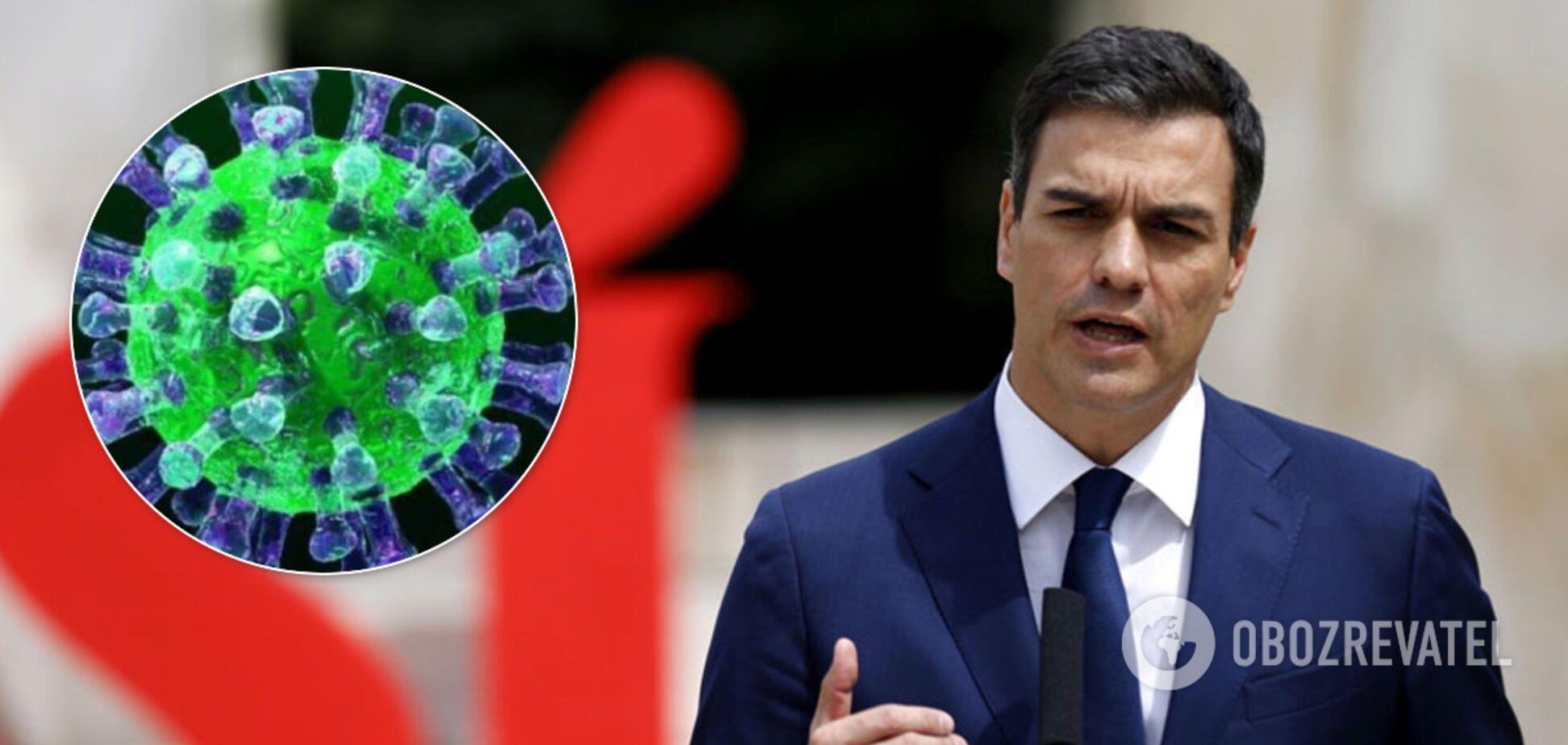 Педро Санчес заявил, что Европе нужен новый план Маршалла