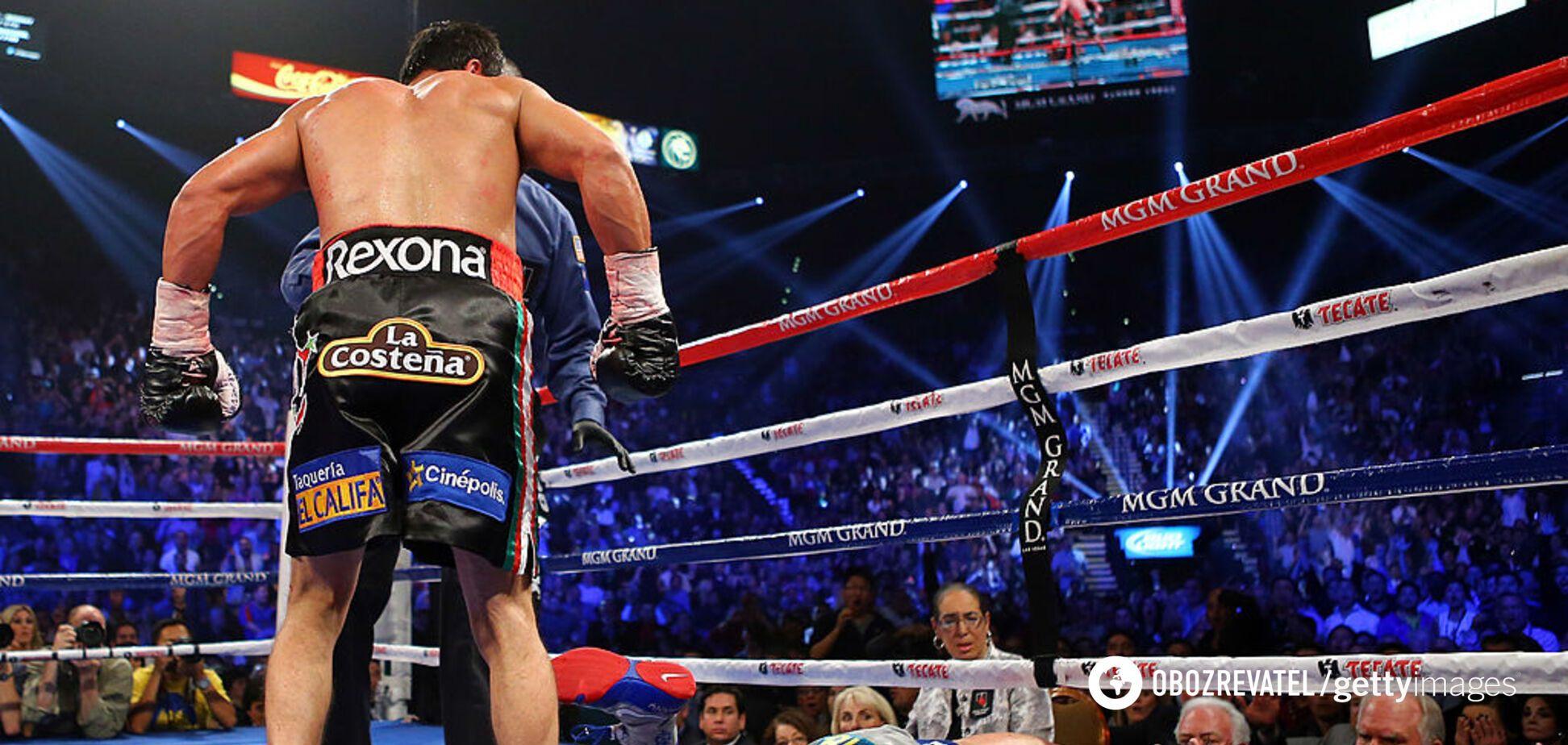 У мережі згадали один з найвеличнiйших нокаутів в історії боксу