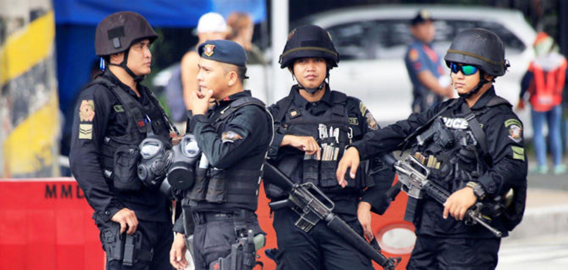 Поліція Філіппін застрелила порушника карантину