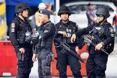 Полиция Филиппин застрелила нарушителя карантина