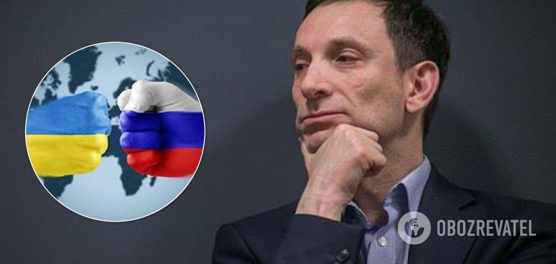 Портников рассказал, как Украине воспользоваться упадком России