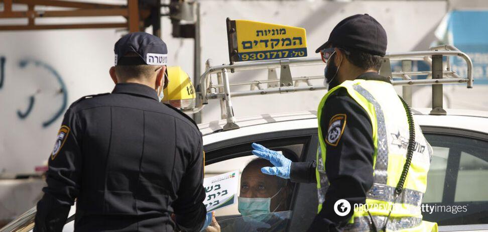 Нетаньяху объявил карантин по всему Израилю