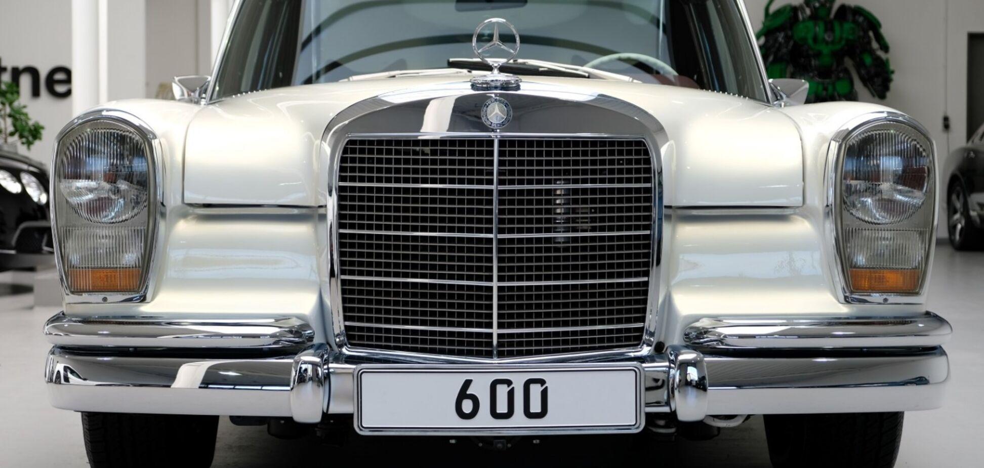 $2,32 млн и салон от Maybach: на продажу выставили необычный Mercedes