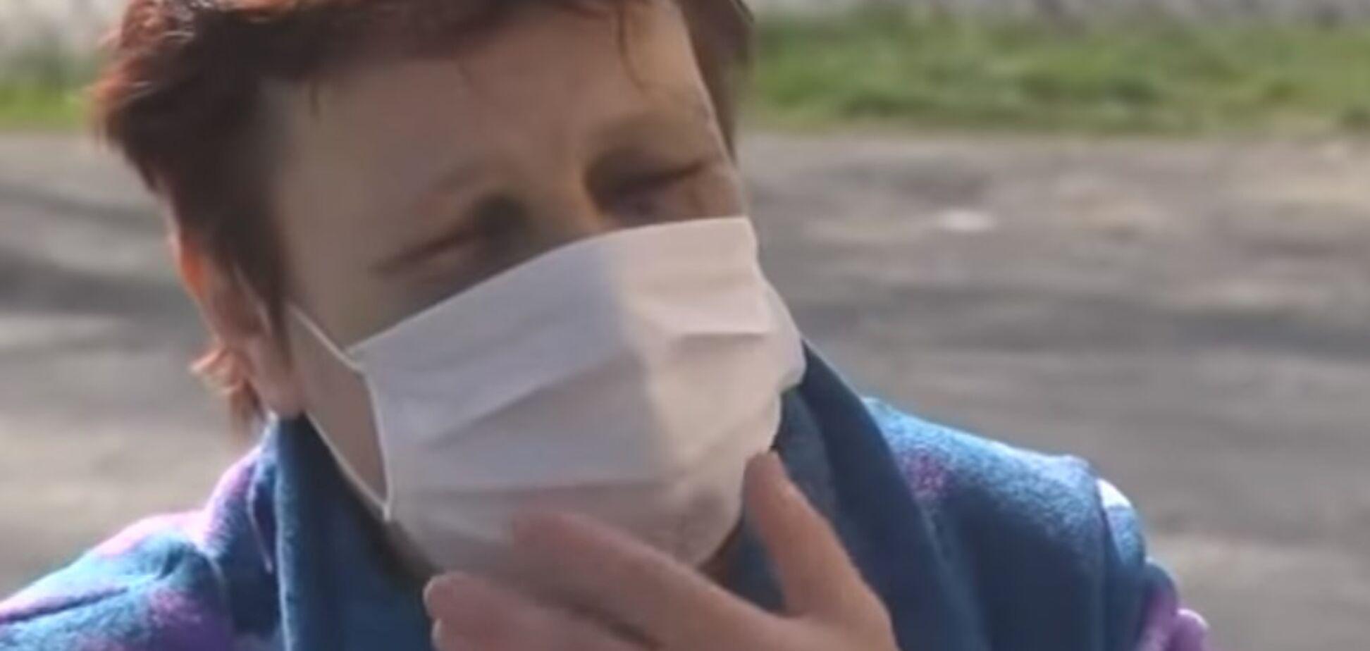 На Полтавщине односельчане избили 57-летнюю женщину. Видео