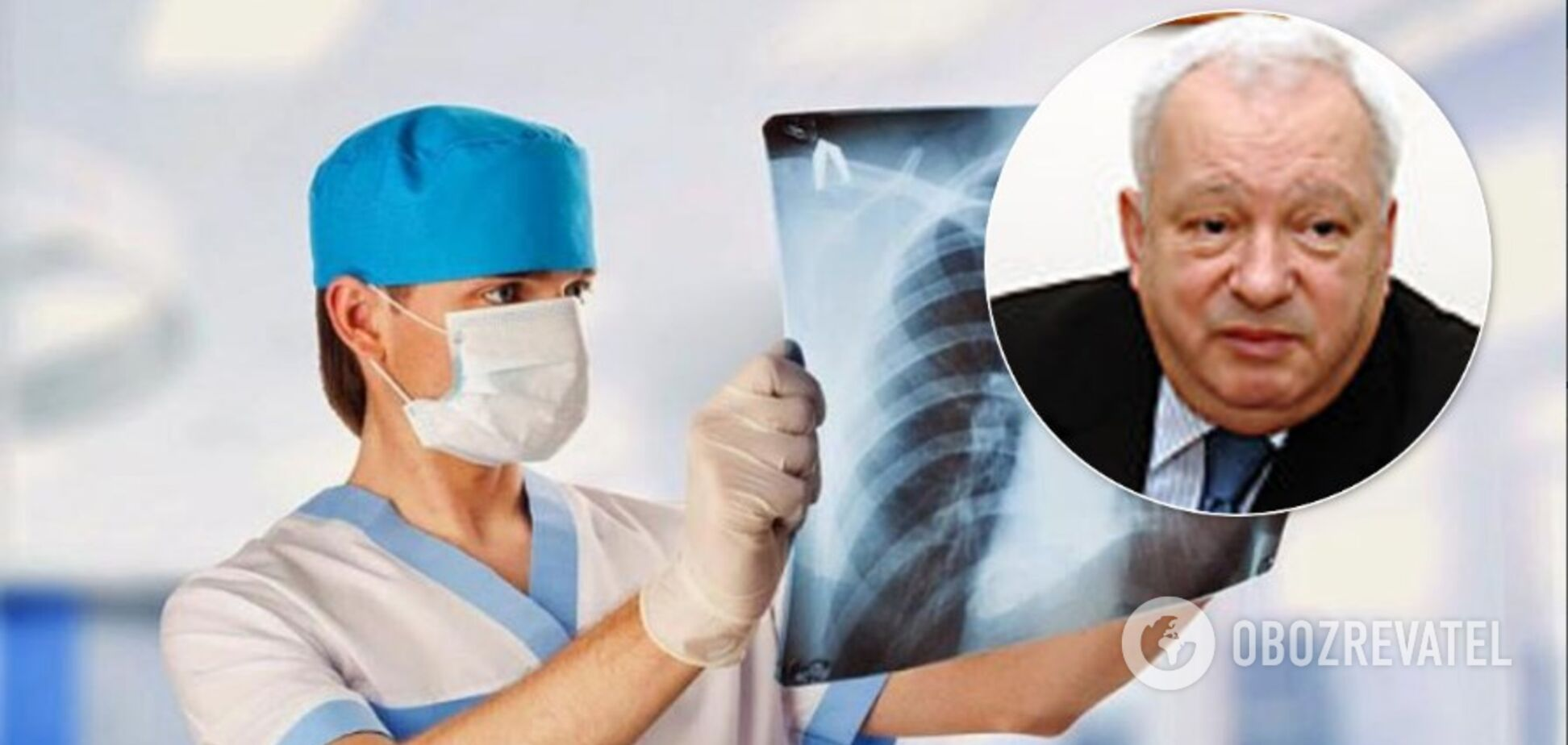 Від Юрія – з любов'ю: хто відповідальний за лідерство України з туберкульозу