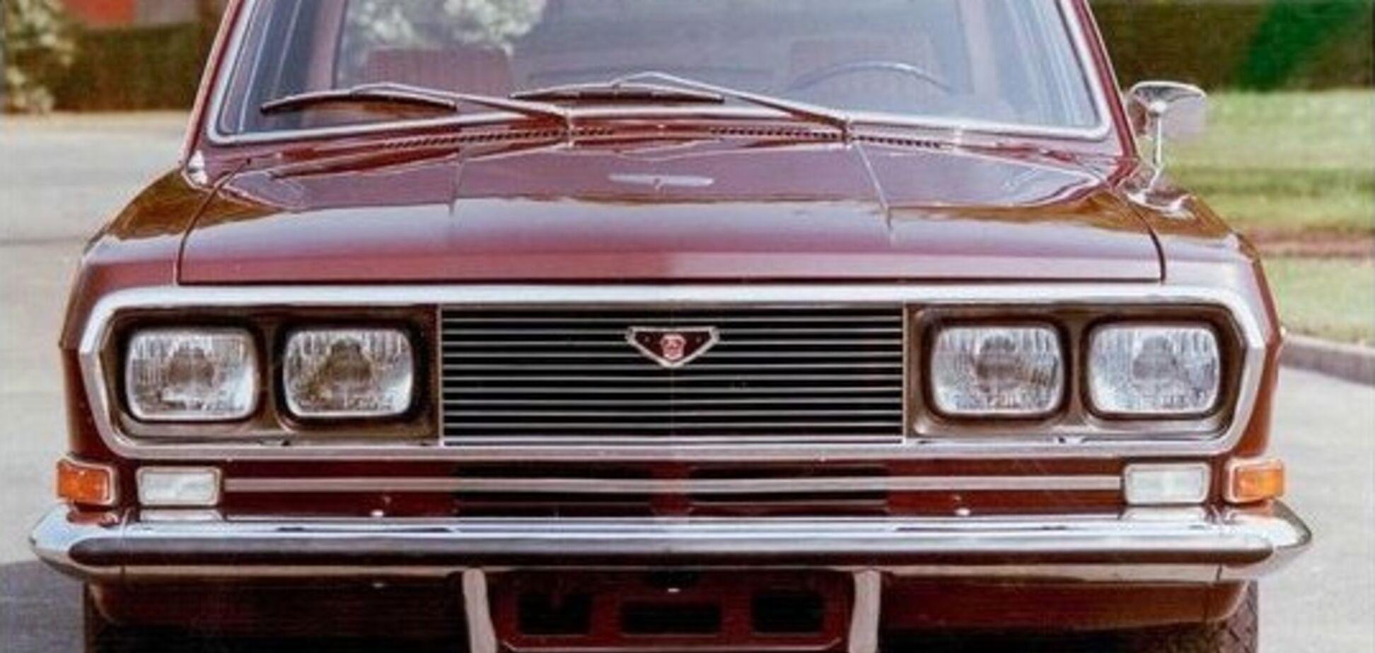 Як італійці поліпшили ГАЗ-24 Волга, а СРСР це не оцінив