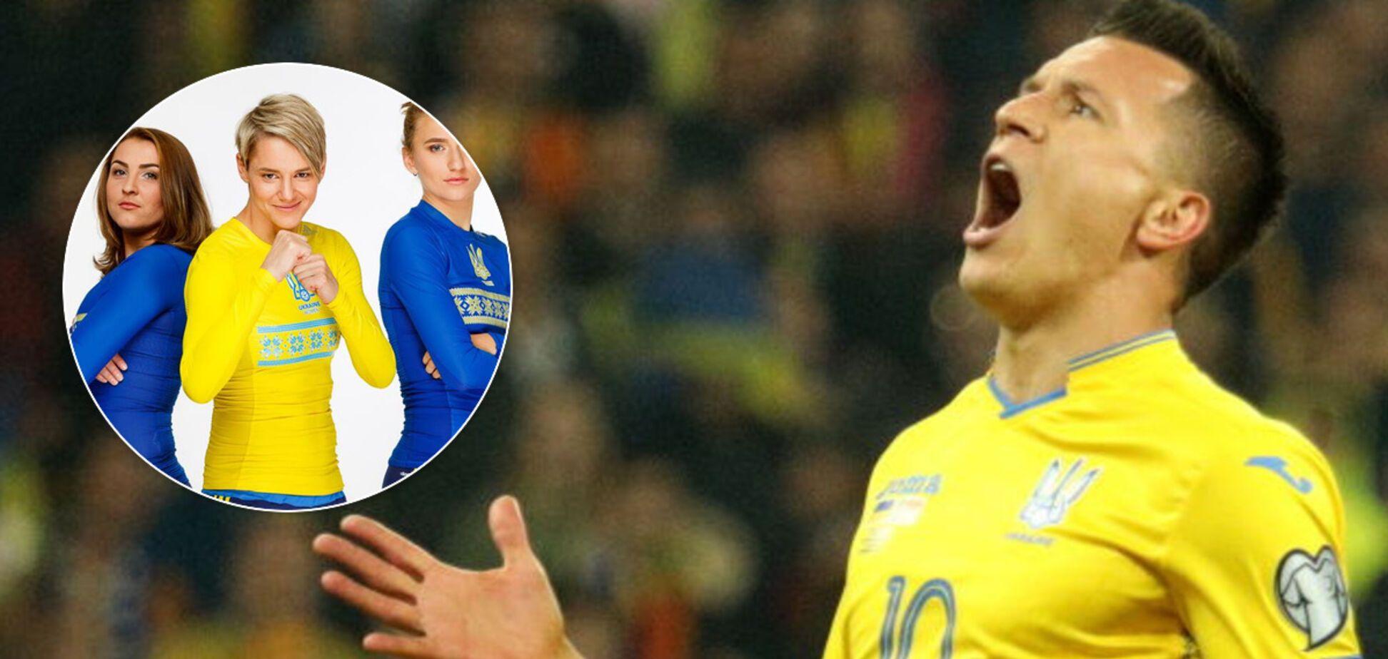 Коноплянка помечтал сыграть против женской сборной Украины по футболу