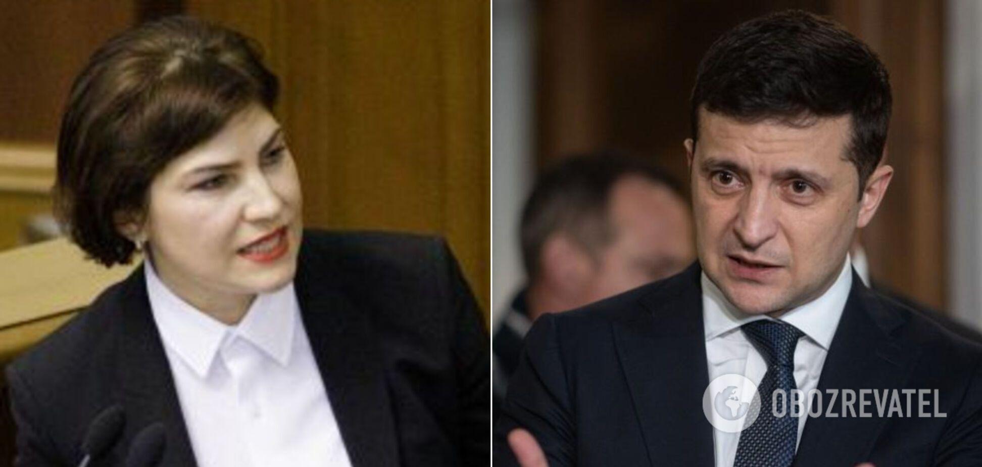 Венедиктова подтвердила, что обсуждает с Зеленским 'насущные вопросы»: не подведу его на 100%
