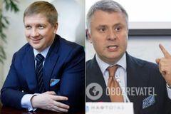 Витренко заявил, что 'Нафтогаз' убыточный без денег 'Газпрома'