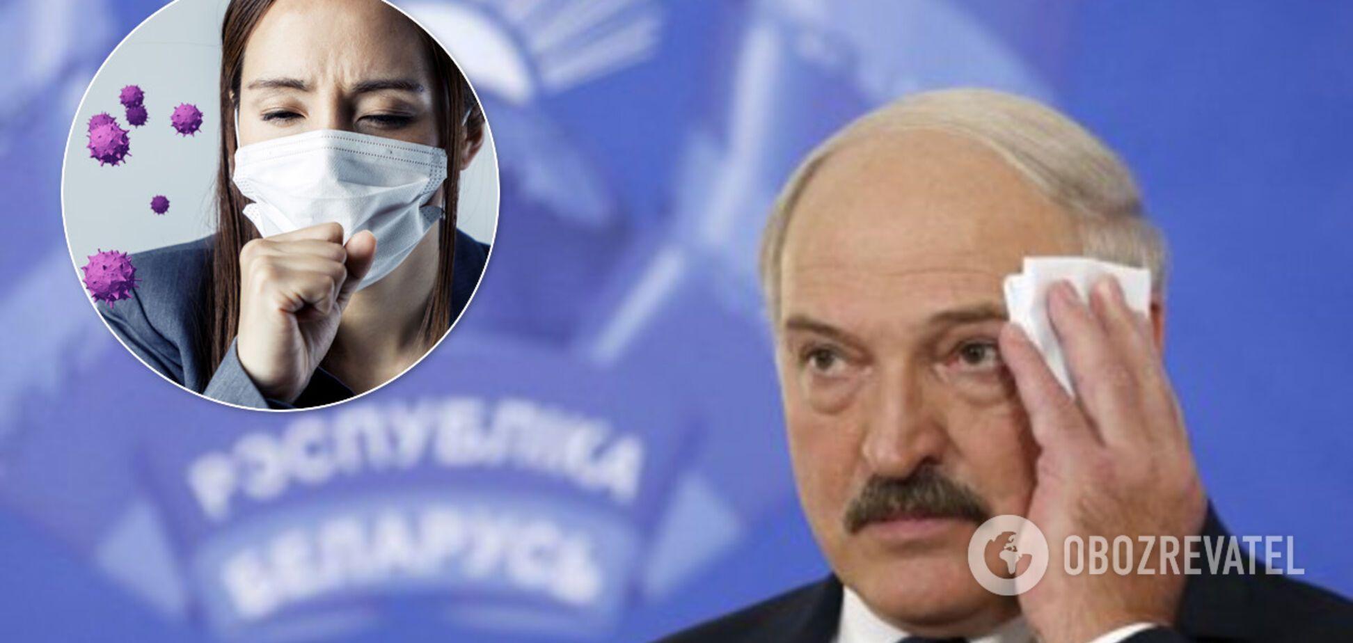 В Беларуси растет количество зараженных, Лукашенко не реагирует