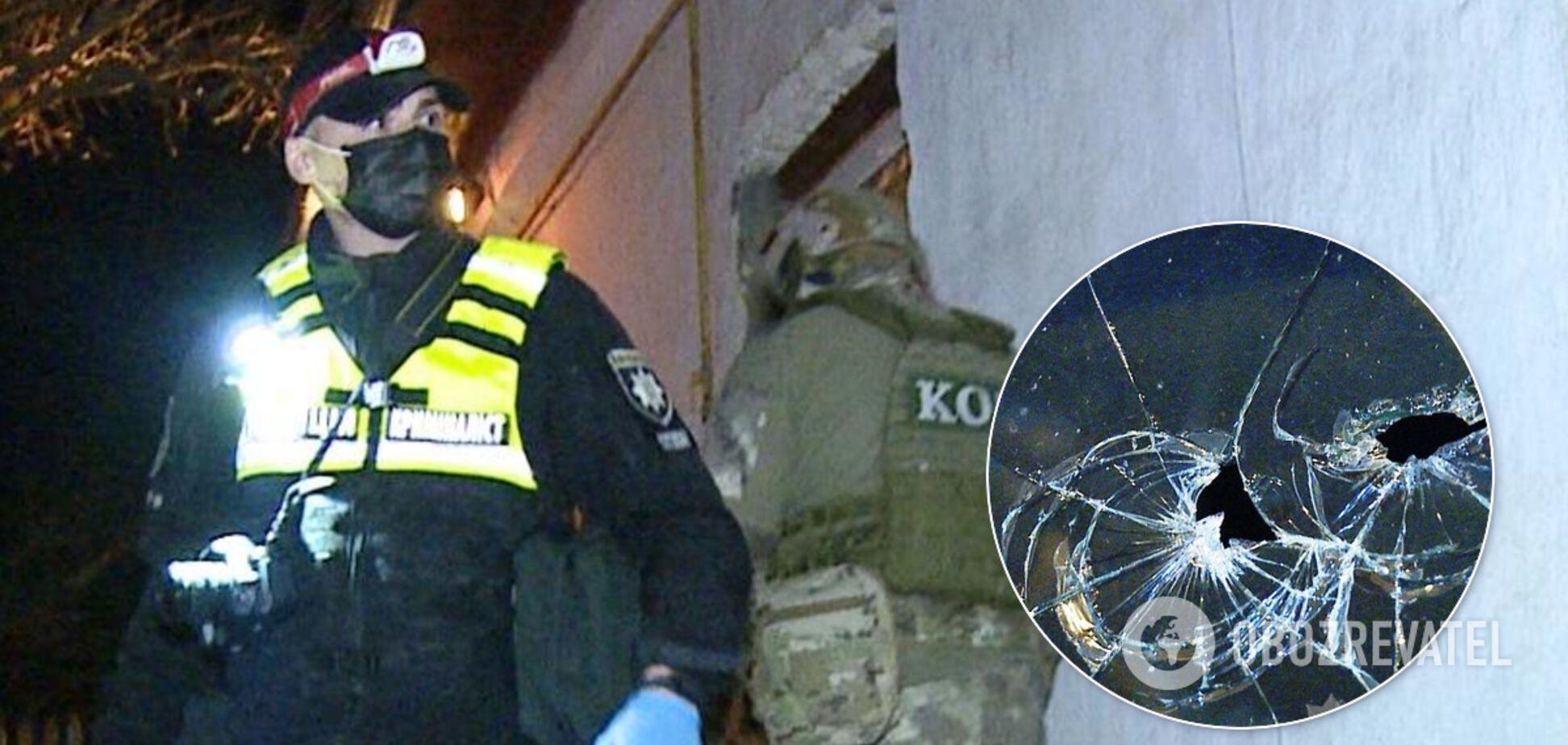 На Вінничині чоловік влаштував стрілянину по спецназівцях: поранені четверо. Фото і відео