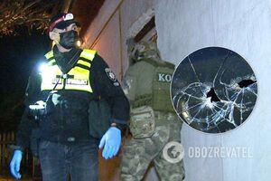 На Винничине мужчина устроил стрельбу по спецназовцам: ранены четверо. Фото и видео