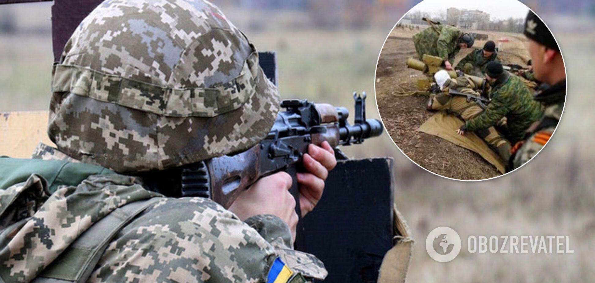 ВСУ мощно ответили на провокации 'Л/ДНР': террористы Путина подсчитывают потери