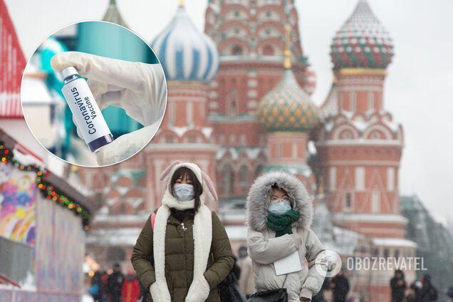 У Росії запатентували другу вакцину від COVID-19