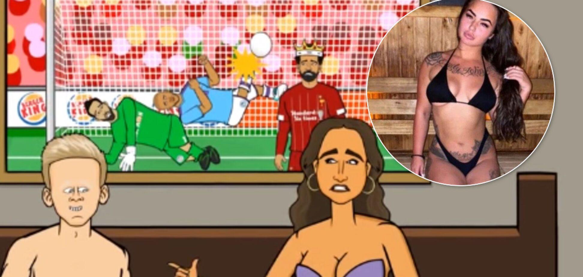Зинченко 'показали' на вечеринке с проститутками, которую устроил футболист 'Манчестер Сити'