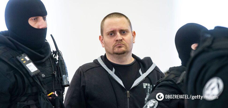В Словакии 23 года тюрьмы получил убийца журналиста Яна Куцяка