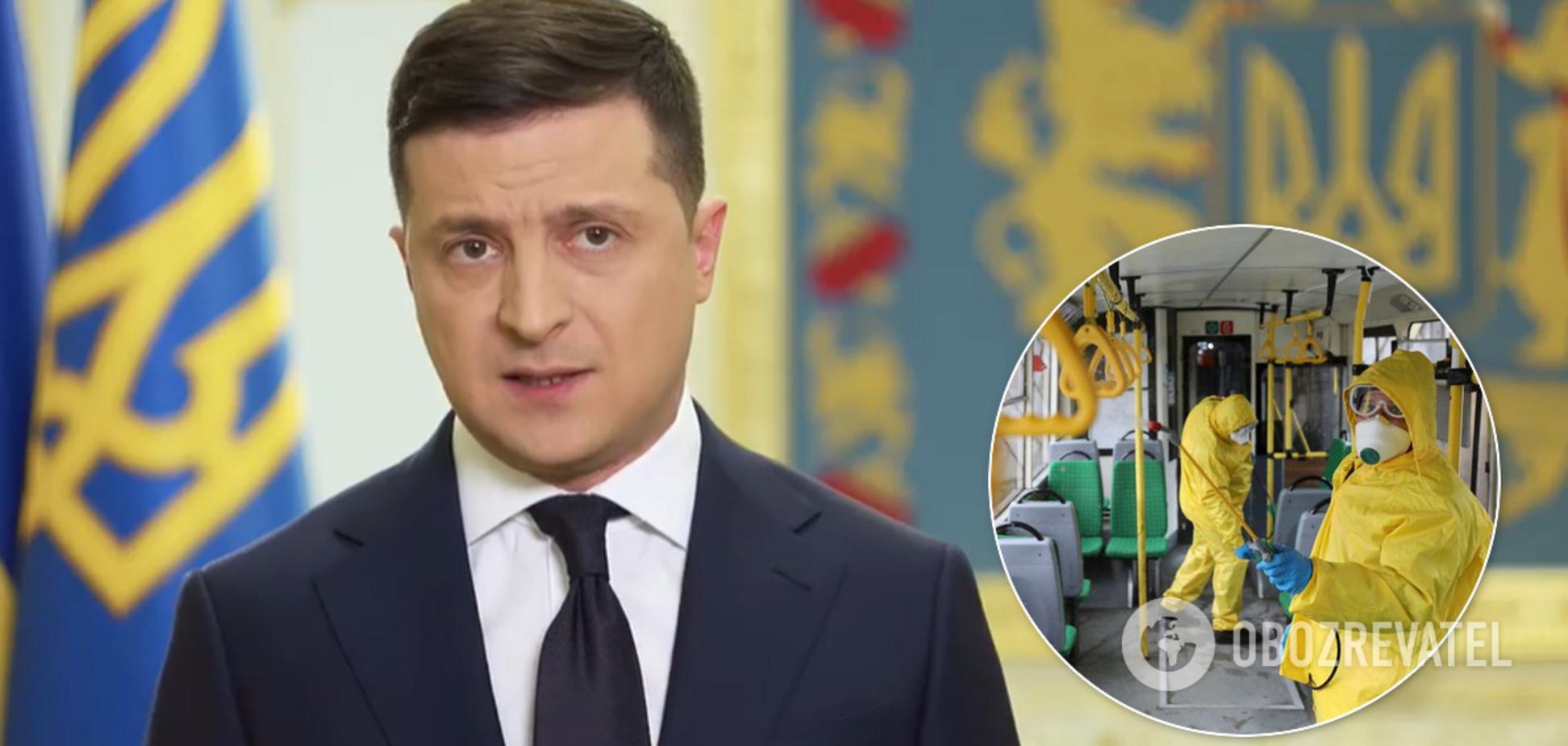 Зеленский пригрозил восставшему из-за карантина мэру Запорожья
