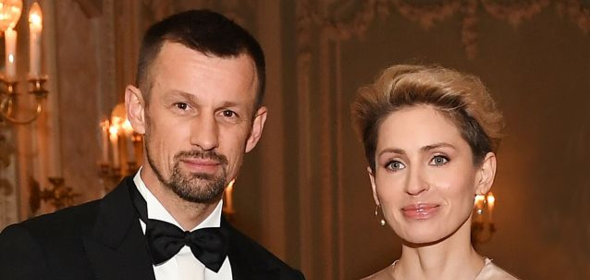 Сергей и Анна Семак