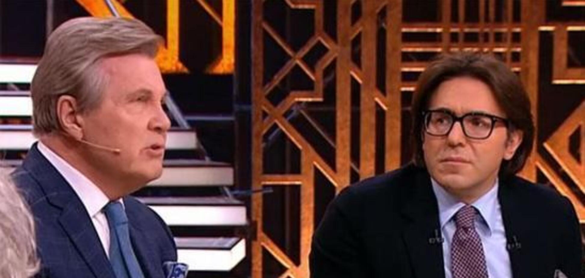 Малахов ответил на обвинения Лещенко из-за коронавируса