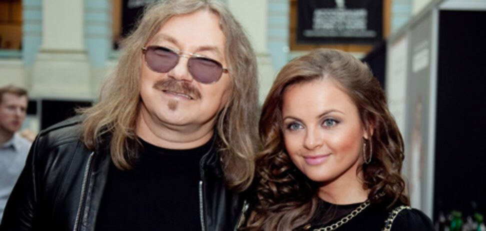 Дружина Ніколаєва показала артиста після хвороби: як виглядає