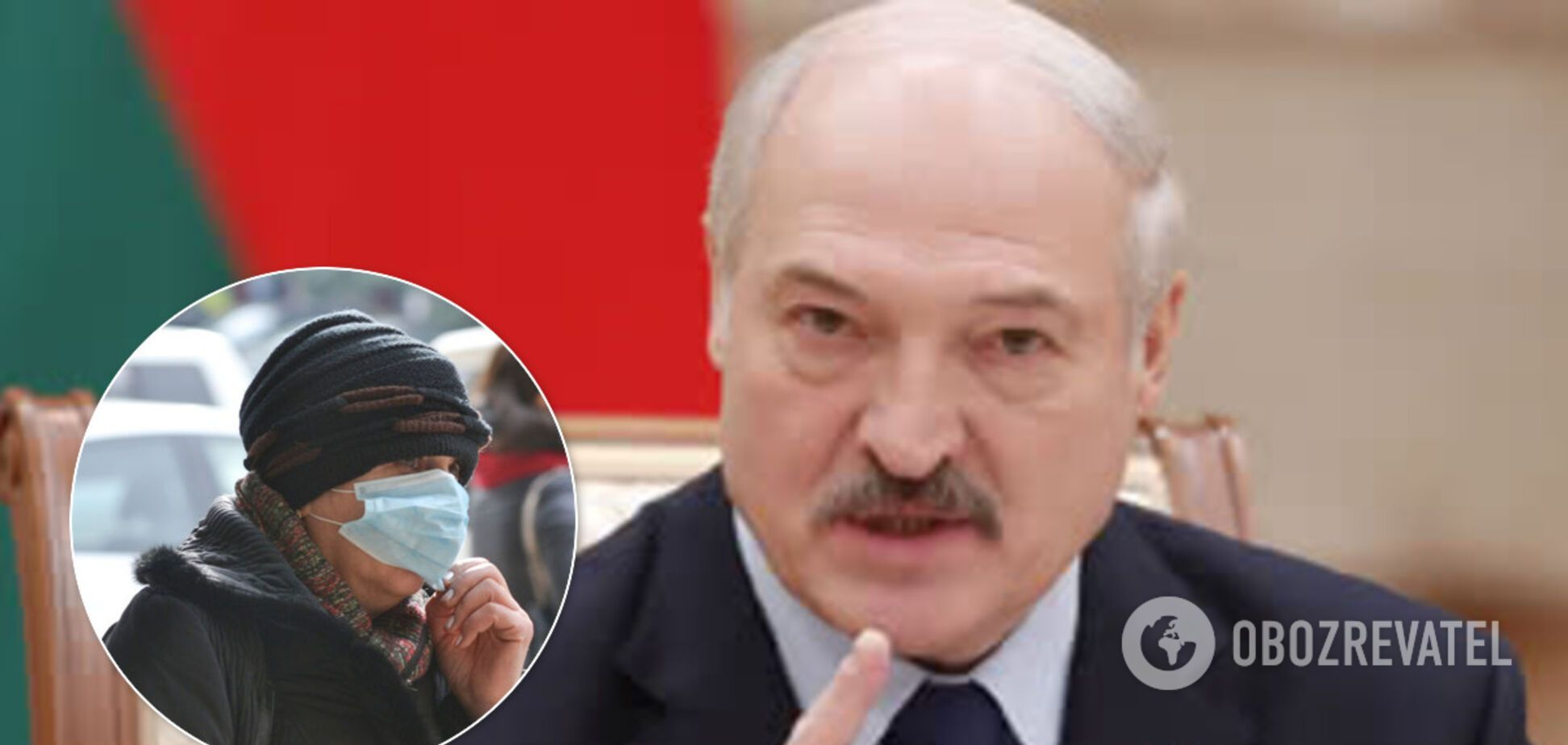 В Беларуси резко огрызнулись из-за вспышки коронавируса