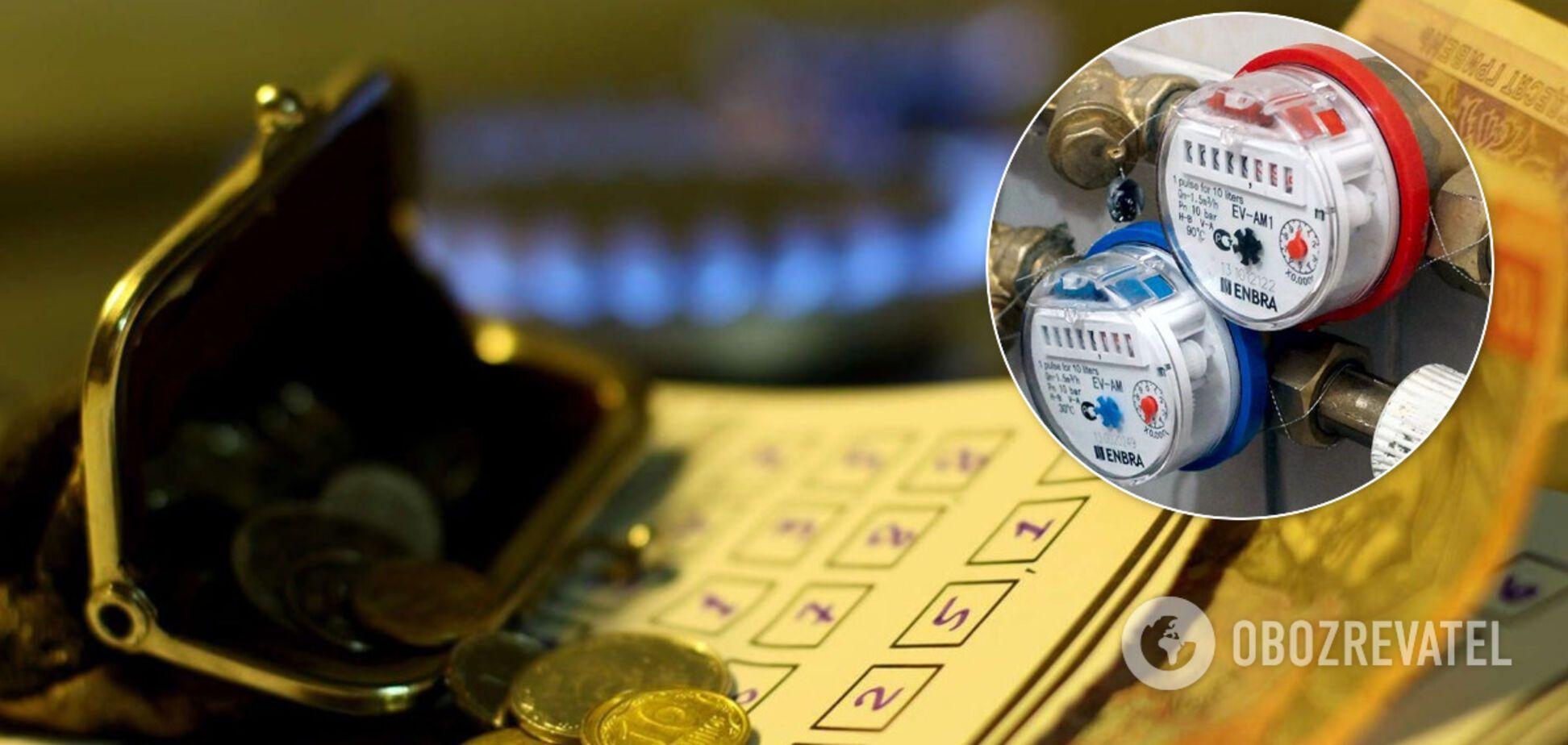 Киевляне накопили огромный долг за коммуналку и ситуация ухудшается – КГГА