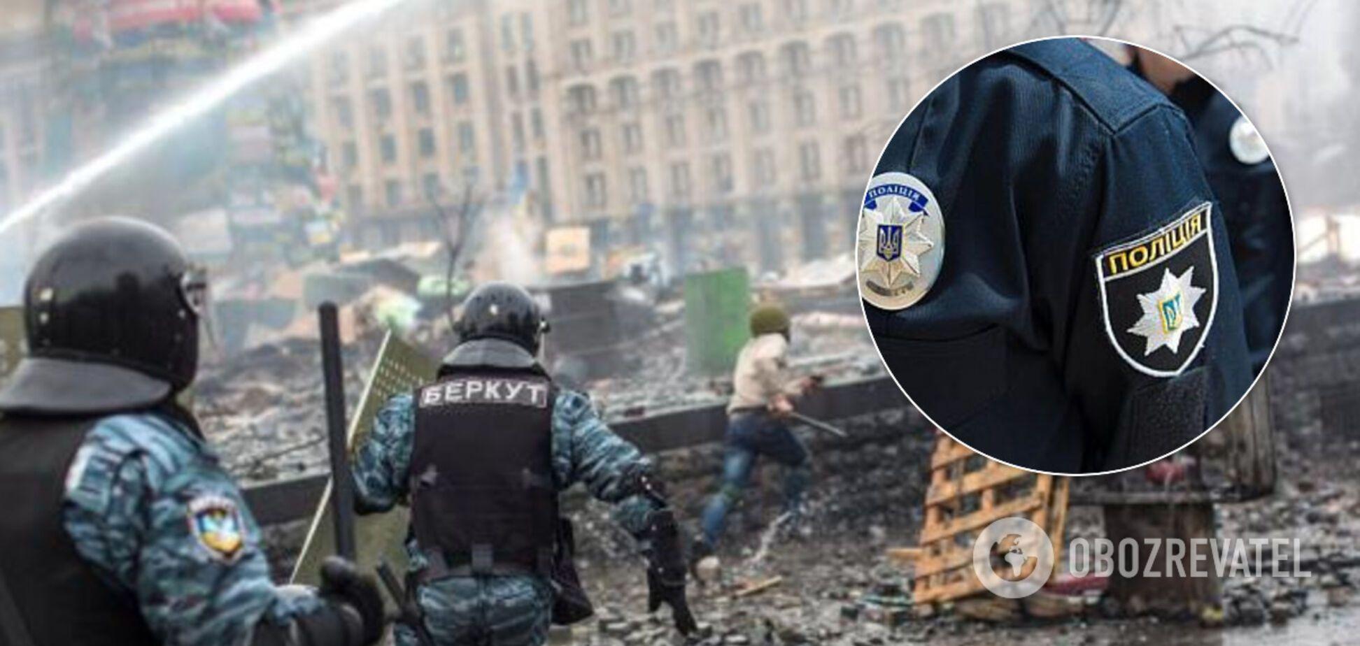 'Дело Майдана': главе отдела Нацполиции Киева объявили подозрение