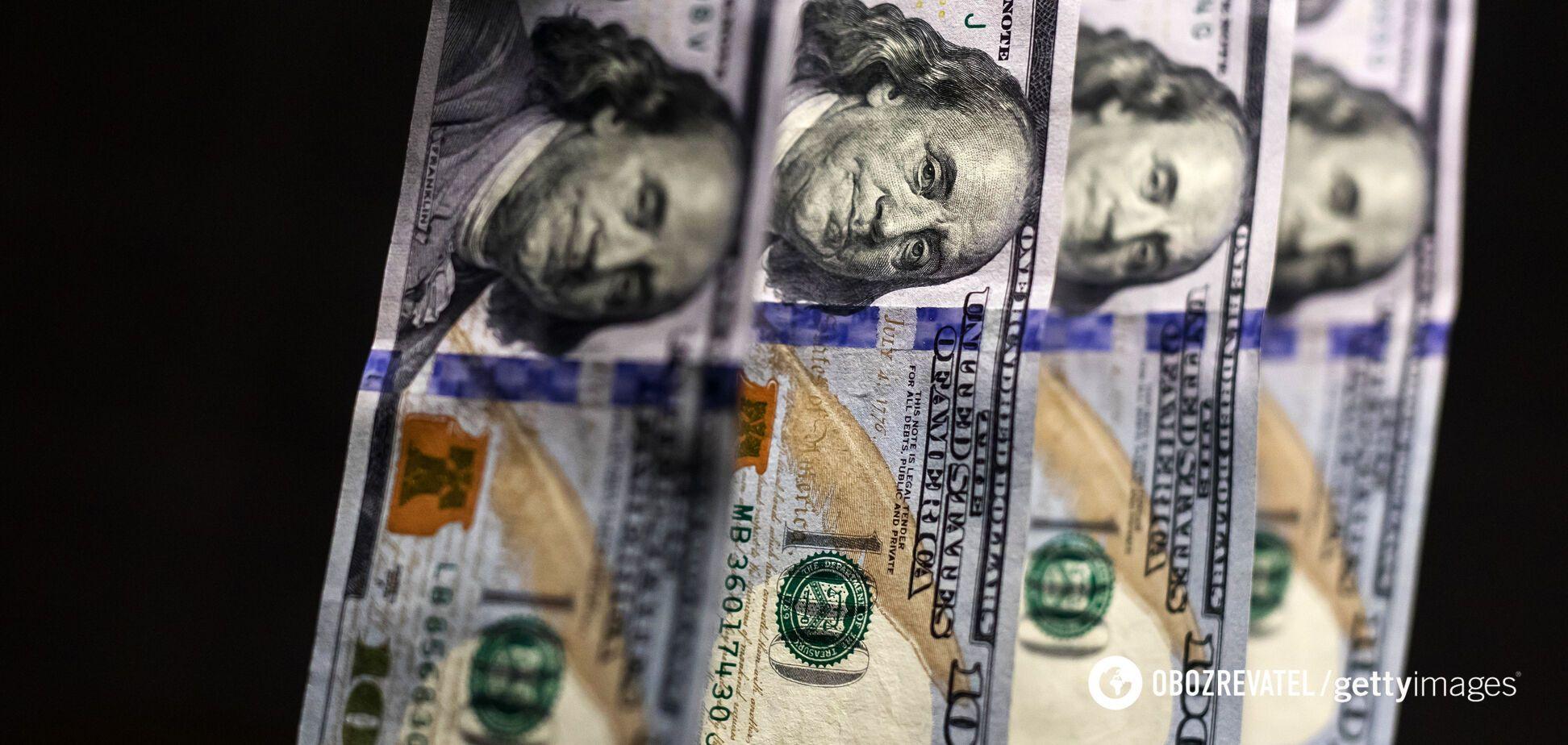 Доллар в Украине прибавит в цене