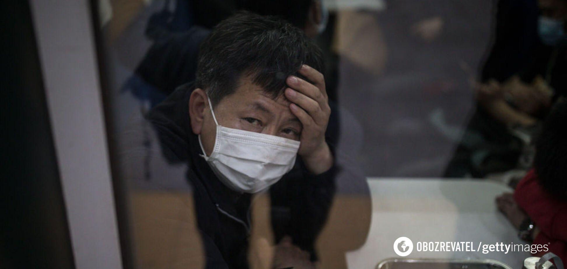 В Китае почти 80% людей заразились коронавирусом от носителя без симптомов
